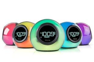 This color-changing, Bluetooth-enabled alarm clock that can stream music from your devices ($58). | This Is What People Are Buying On Amazon Right Now