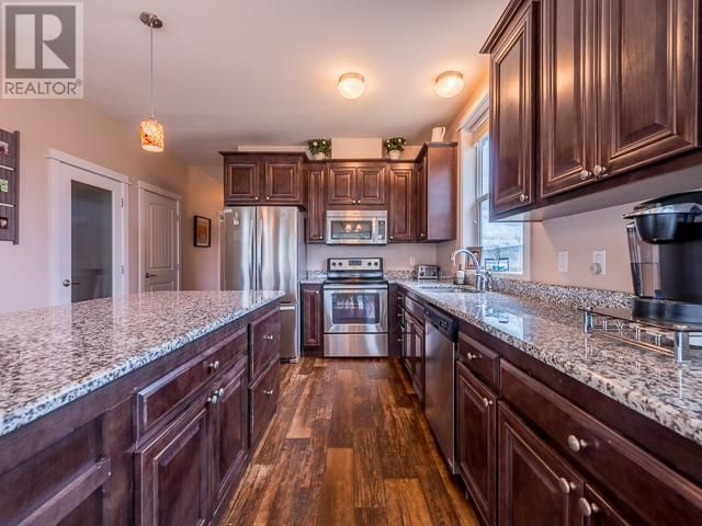 Great kitchen in Kamloops House  For Sale