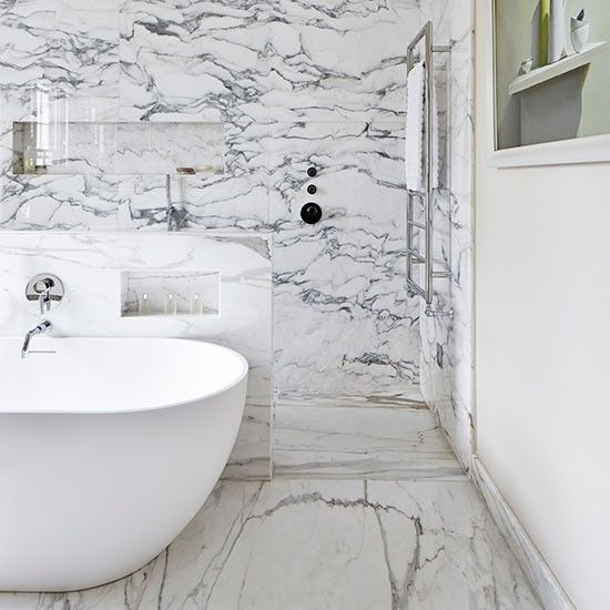 White Bathrooms With Marble 105 best beautiful bathrooms images on pinterest | beautiful