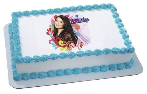 iCarly Edible Cake Topper Decoration -- You can find out ...