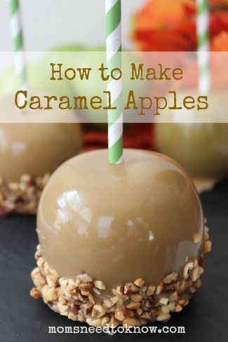 In addition to the hay rides, the leaves changing colors and the crisp, cool autumn air, one of the things I love the most about fall is the caramel apples. Crisp juicy apples covered in sweet and sticky caramel and topped with crunchy, salty peanuts… Yum! Talk about delicious! I look forward to fall all …