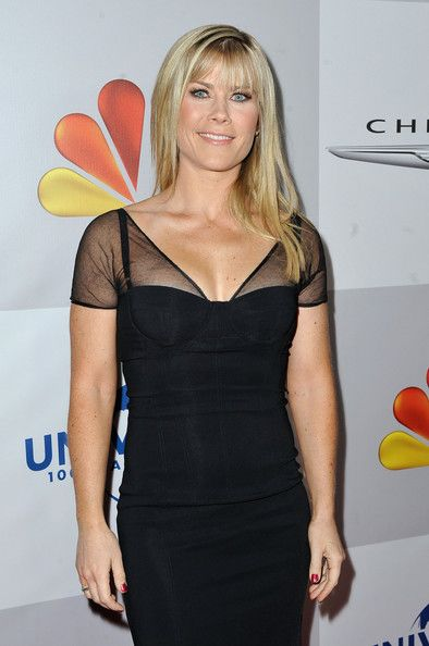 alison sweeney | Alison Sweeney Actress Alison Sweeney arrives at NBCUniversal's 69th ...