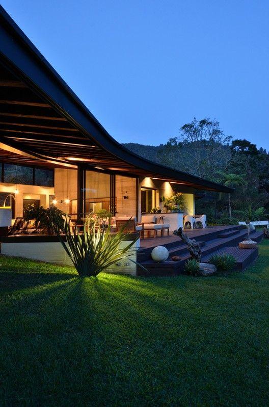 Residência El Carajo,© Carlos Pardo