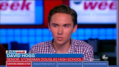 George Stephanopoulos Tees Up Hogg to Smear Dana Loesch and NRA