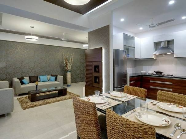 Design Ideas For 1 Bhk Flat Interior Design Papertostone With