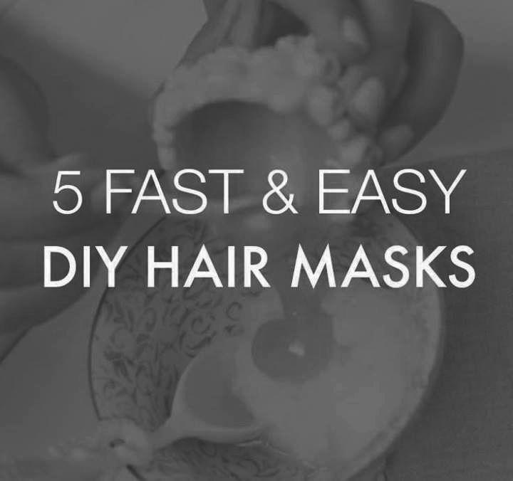 DIY - Hair Treatments