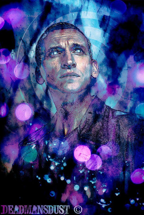 The Ninth Doctor by Deadmans-Dust.deviantart.com on @deviantART