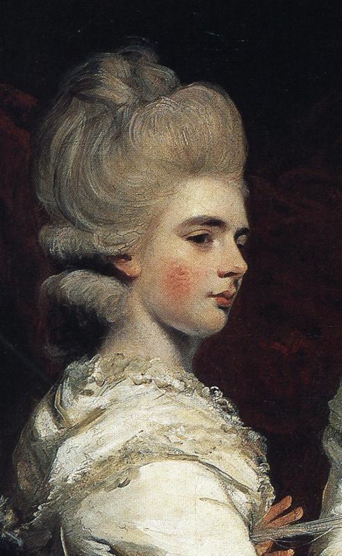 1780 (Reynolds) Ladies Waldegrave