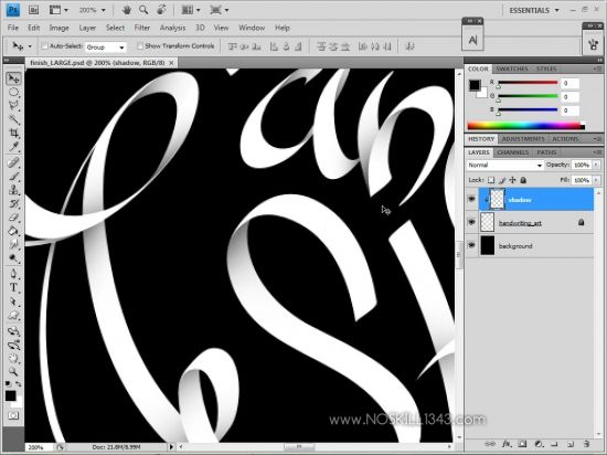 Adobe illustrator calligraphy tutorial resources and