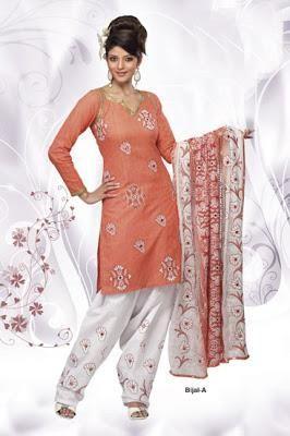 Женский индийский костюм для дома