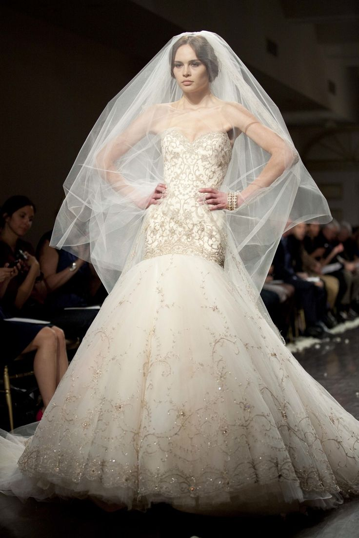 2012,beaded,wedding,dress,lazaro,mermaid,bridal,gown.