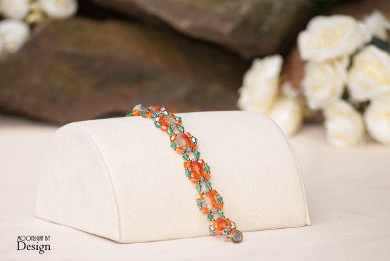 The Paulette Goddard Bracelet by MoonlightByDesign on Etsy