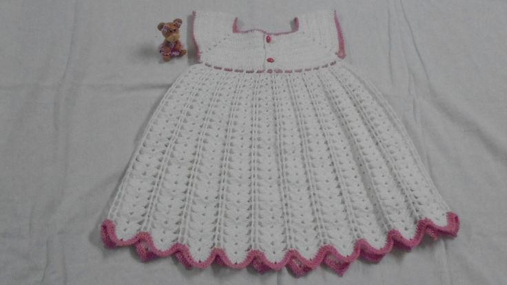vestido de croche para menina de 9 anos - Pesquisa Google