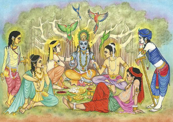 Indian Art on Behance