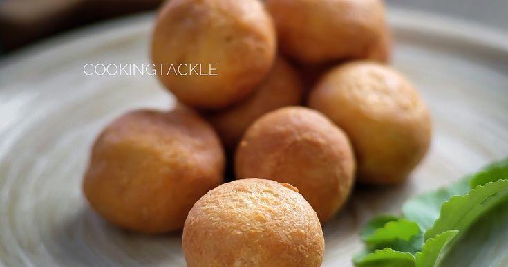 Tahu bulat recipe ( tofu balls)