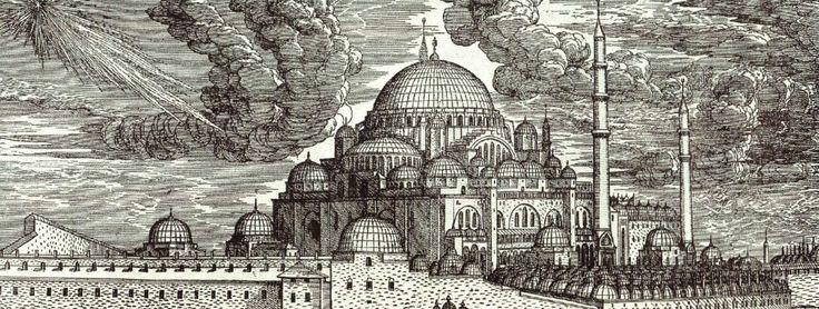 Süleymaniye Mosque - Melchior Lorichs