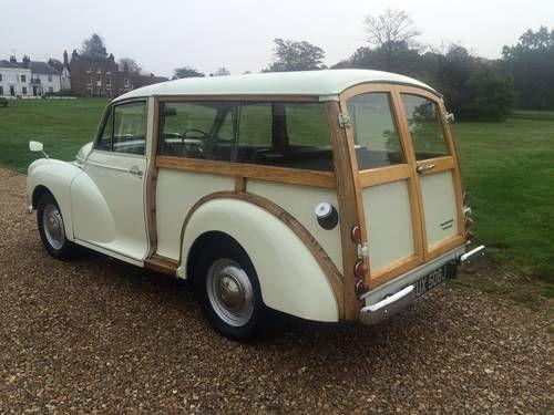 Morris Minor Traveller Restored and Improved For Sale (1971)