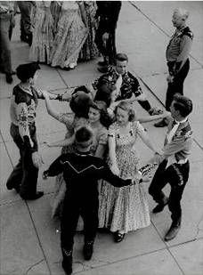 history of square dance - Google Search