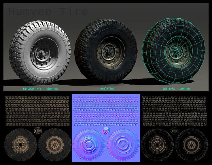 Tim Spanjer | 3D Environment Artist