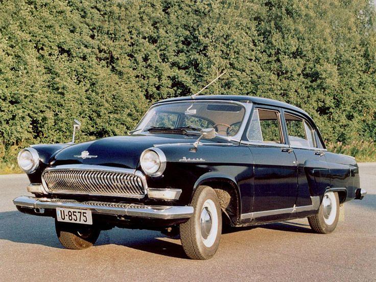 #Gaz-#21 #Volga #1962-#1970