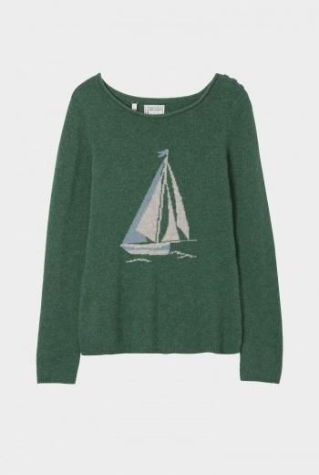 Bowline Top | Knitwear | Clothing | Seasalt Women's Clothing