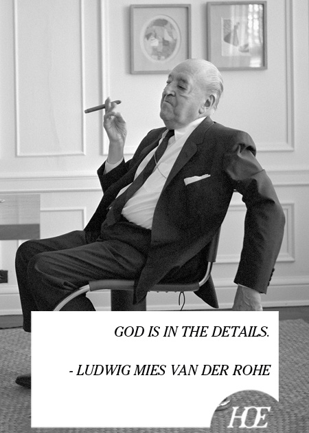 Best 25 architecture quotes ideas on pinterest - Mies van der rohe sedia ...