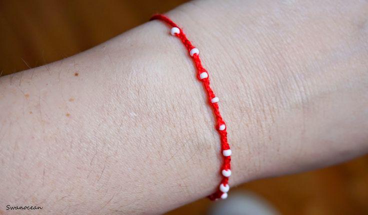 March Bracelet-H Μάρτα μου