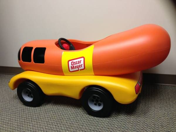 167 best images about oscar mayer wienermobile on. Black Bedroom Furniture Sets. Home Design Ideas
