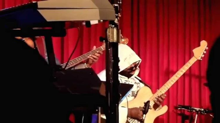"""FOLEY live on """"LeadBASS"""" with LENNY WHITE 2014"""