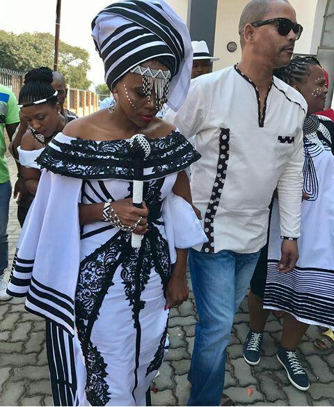 Xhosa attire-kwantu