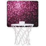 Beautiful Pink glitter sparkles Mini Basketball Backboard  Beautiful Pink glitter sparkles Mini Basketball Backboard    $21.95  by  PLdesign