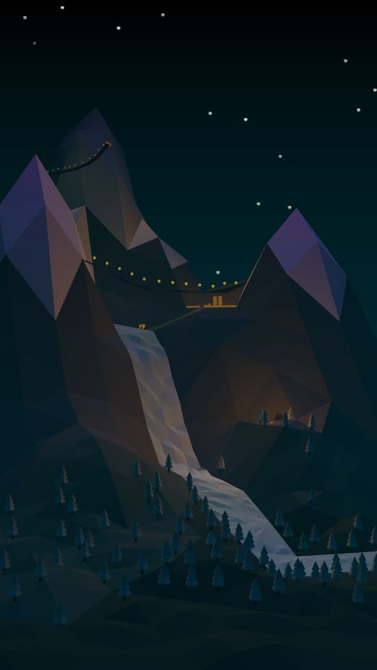 3D Low Poly on Behance