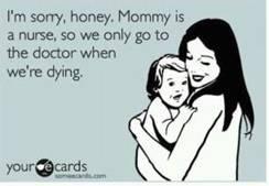 Happy Nurses Week.. Story of my childhood