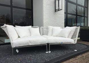 Terrace Design bij PAARDEKOOPER-HULST in Het Arsenaal | Naarden | Energiestraat 3