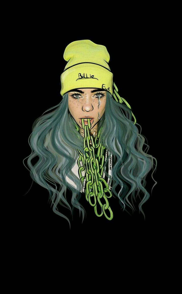 Pin By Madie Geno On B I L L I E E I L I S H Billie Eilish Billie Celebrity Drawings