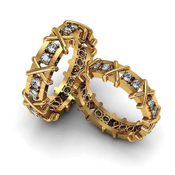 Time of Diamonds создает ювелирные украшения индивидуально для каждого!  Каталог обручальных колец -  http://zoloto.com.ua/Wedding_rings