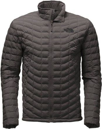 The North Face Men's Stretch ThermoBall Full-Zip Insulated Jacket