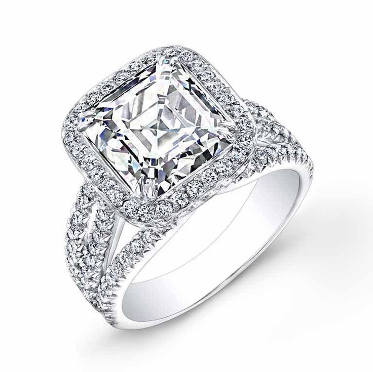 144 best Vintage Engagement Rings - Diamond images on Pinterest ...