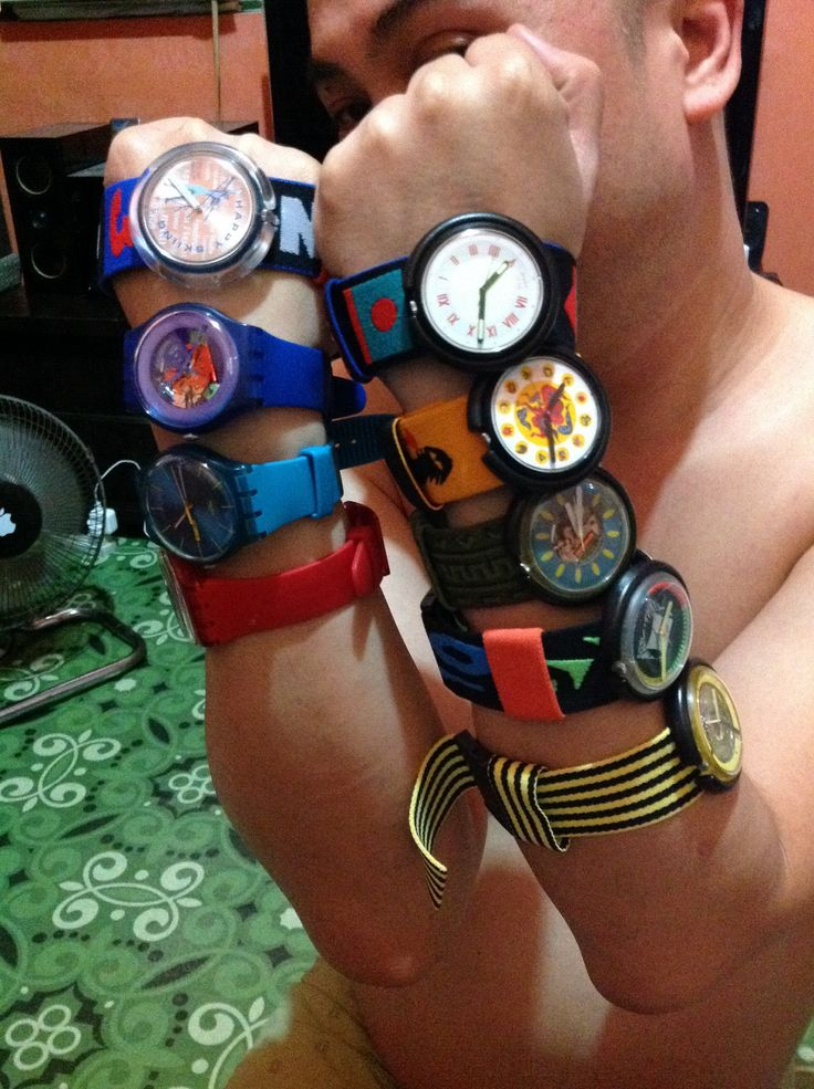 Swatch collections