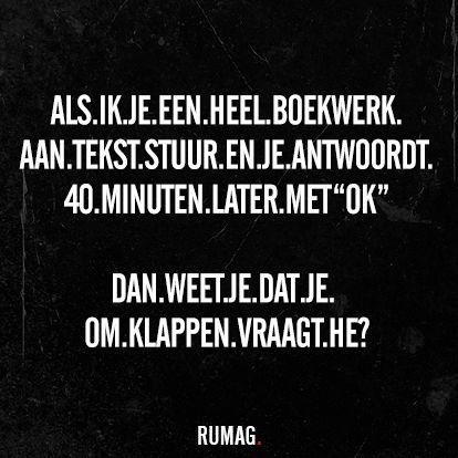☆.¸¸.•´¯`●R●U●M●A●G●.¸¸.•´¯`♥ de leukste teksten, rules & quotes  ☆.¸¸.•´¯`♥ K@marinti ¸.•´¯`● Homepage : http://rumag.nl ● Facebook : Dutchhttps://www.facebook.com/RUMAGNL?fref=ts●