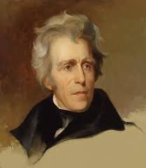 Andrew Jackson was the leader of the Jacksonian democracy which was the initial development of a strong political party.