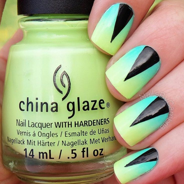 Mejores 89 imágenes de Nail Art en Pinterest | Uñas bonitas, Diseño ...