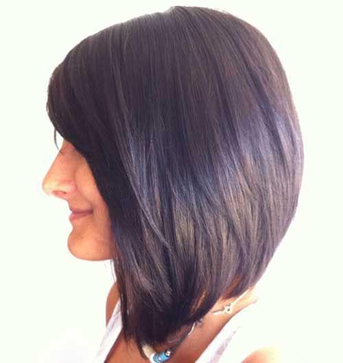 Pleasing 1000 Ideas About Medium Length Bobs On Pinterest Medium Lengths Short Hairstyles Gunalazisus