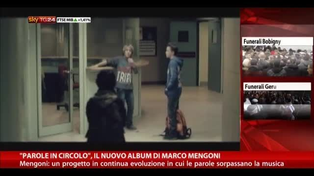 """""""Parole in circolo"""", il nuovo album di Marco Mengoni"""