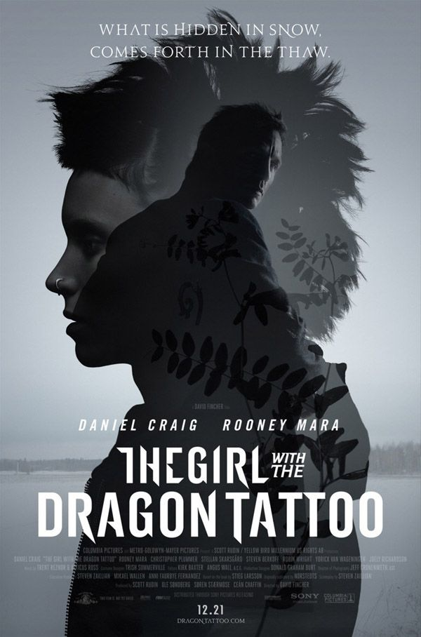 Girl with the Dragon Tattoo (2011)