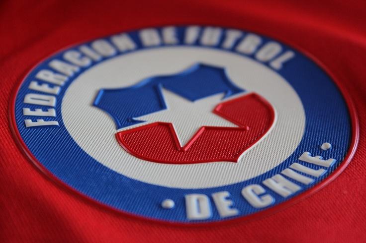 Camiseta Puma de la Seleccion Chilena.