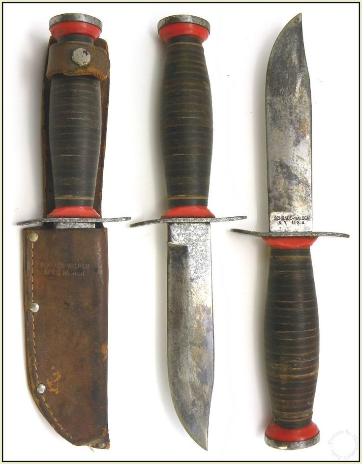 dating schrade walden knives The schrade cutlery company of walden, new york, produced pocketknives from 1904 until the factory closed in 2004 in 1947, schrade was bought by the ulster knife company of.