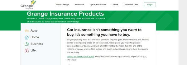 Grange Auto Insurance Reviews Of 2018 Compare Quotes Car