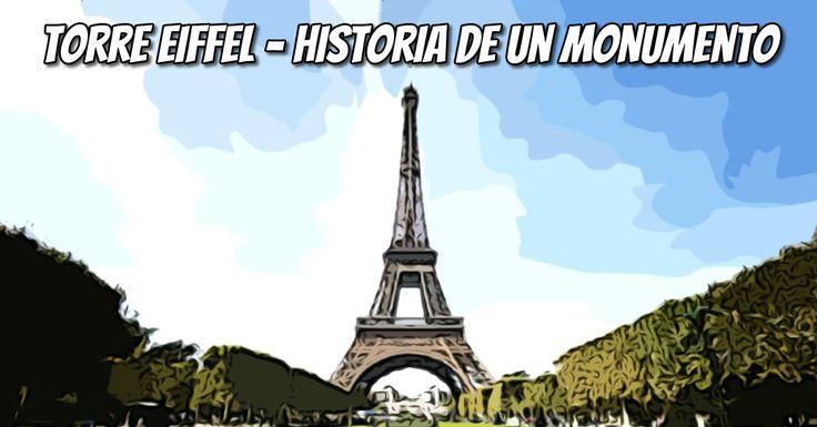 La Torre Eiffel historiade un monumento en Francia, sigue siendo una de las atracciones más populares de todos los tiempos en París y de Europa.