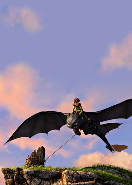 How to Train Your Dragon.  Simply magical.  So many triumphs of film-making here I can't even begin to list them.